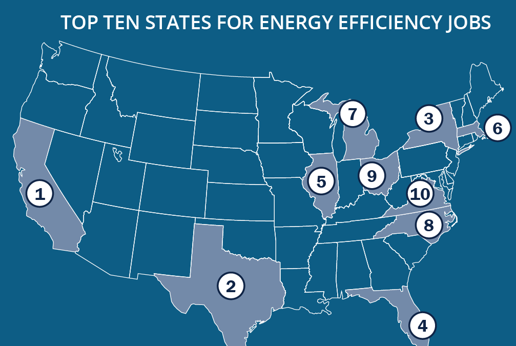 Energy Efficiency Jobs are Everywhere