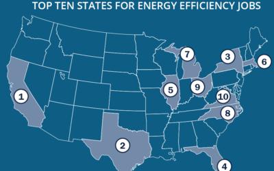 Energy Efficiency Jobs are Everywhere