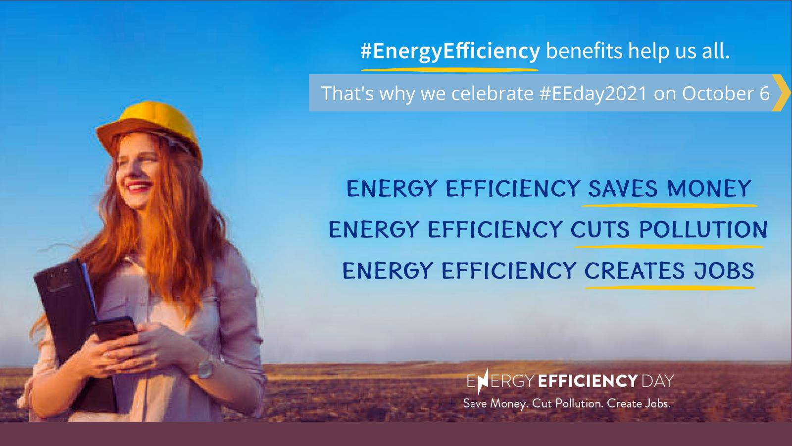 Energy Efficiency Day 2021